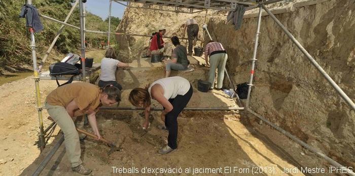 El jaciment del Barranc de la Boella